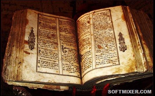 Древние книги, обещающие сверхъестественные способности