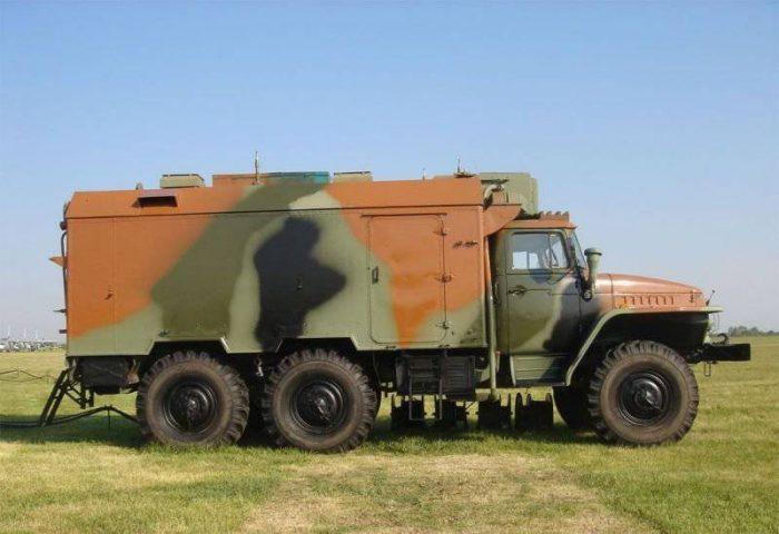 Самоходный ЗРК СД 2К11 «Круг»