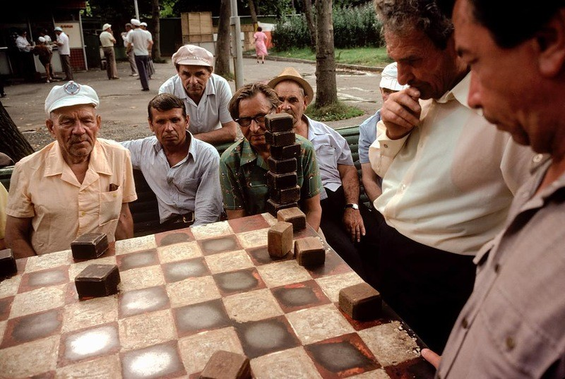 Незабываемое: 1981 год в цветных советских фотографиях
