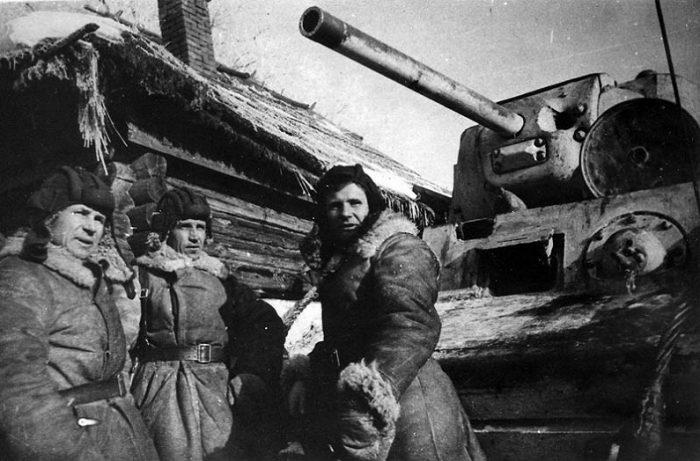 Герой Советского Союза Николай Лапшов