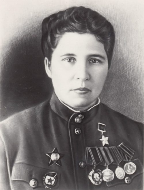 Сестра милосердия Мария Шкарлетова