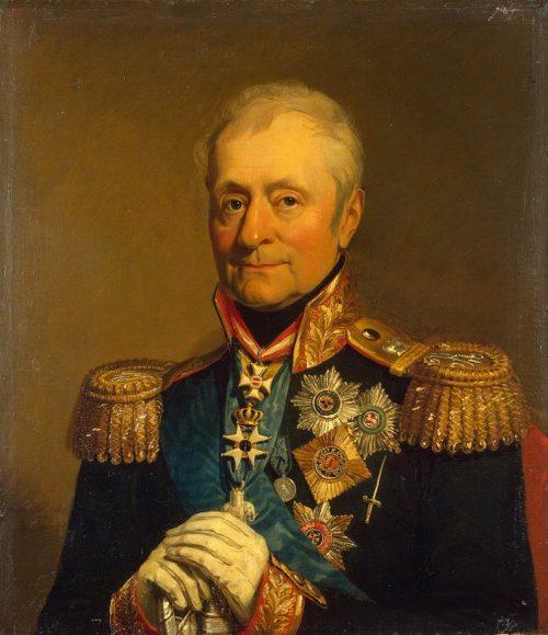 Полководцы России. Генерал Беннигсен