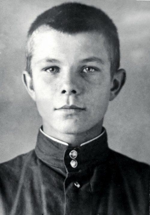 Первый космонавт Земли