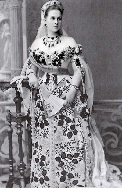 Королева из России