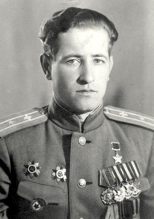Отважный летчик Степан Новичков