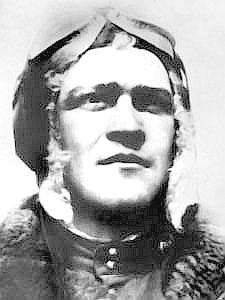 Герой Советского Союза Николай Павлушкин