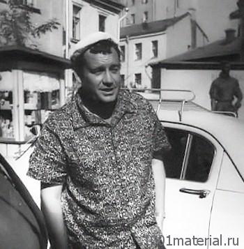 Мэтр отечественного кино Эльдар Рязанов