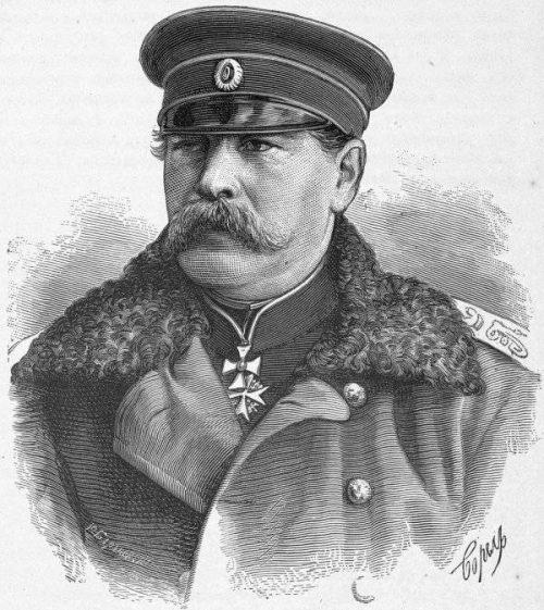 Гений севастопольской обороны. Военный инженер Эдуард Иванович Тотлебен