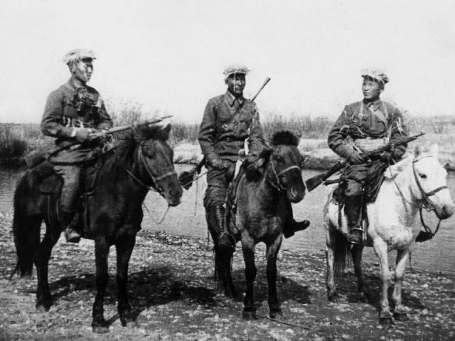 Как Монголия помогла победить Гитлера