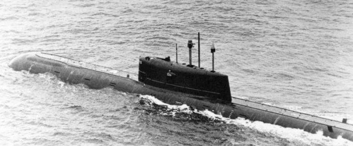Весной 1989-го. Вечная память погибшим морякам