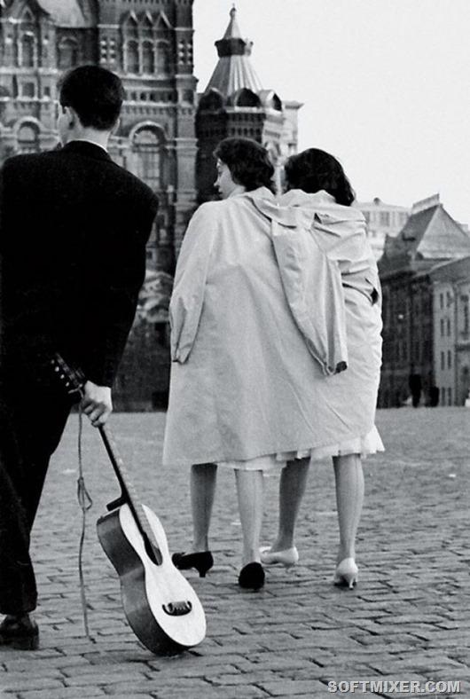 Лучшие фотографии эпохи СССР