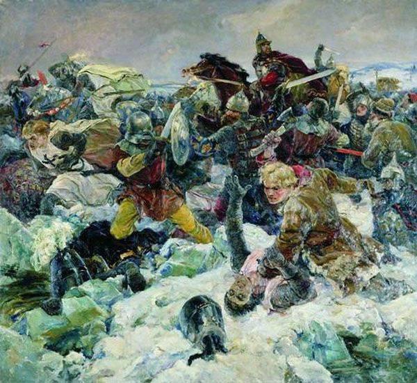 День воинской славы: Ледовое побоище