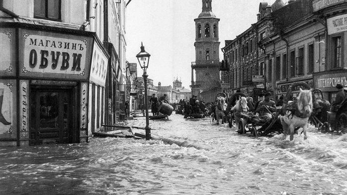 Московский потоп