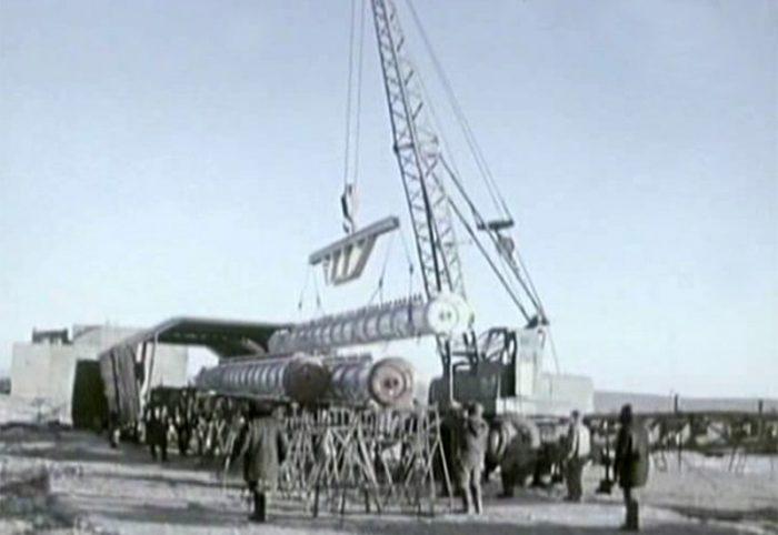 Альтернативная вселенная: лазерное оружие СССР