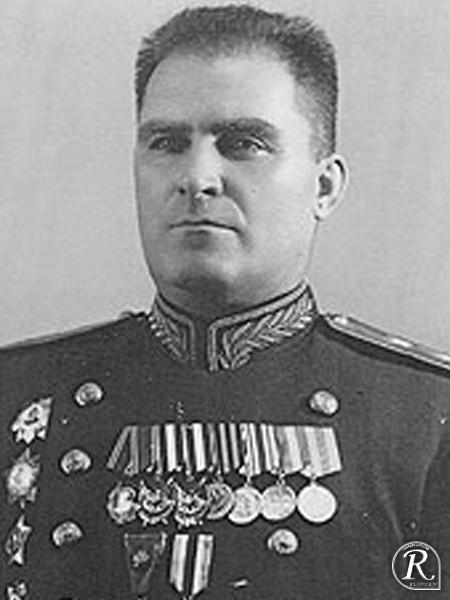 Автограф генерала Деревянко