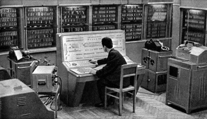 Миф США об отсталости советской компьютерной техники
