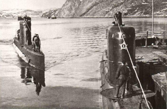 Первые гвардейские корабли Советского Союза
