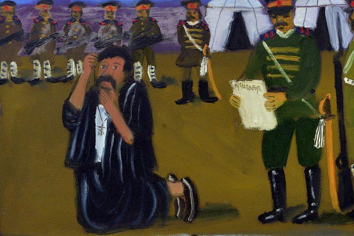 Герой русско-японской войны: пьяница, дебошир, разведчик