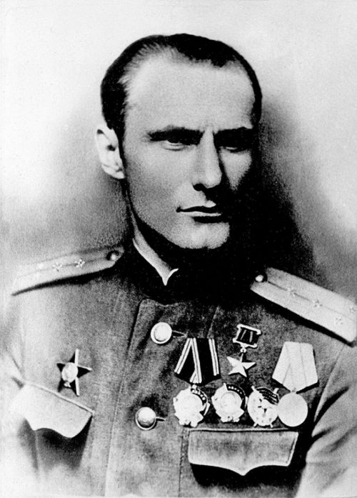 Герой Советского Союза Кравченко Фёдор Иосифович