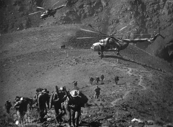 Русские десантники против «Панджшерского льва»