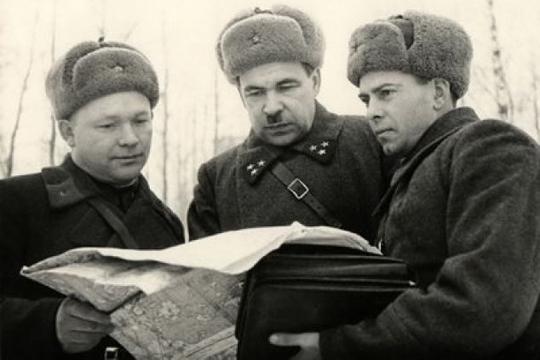 Орден Победы. Леонид Говоров
