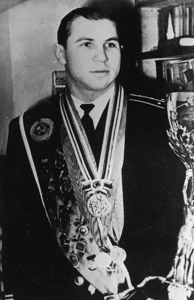 """Валерий """"Мистер нокаут"""" Попенченко"""