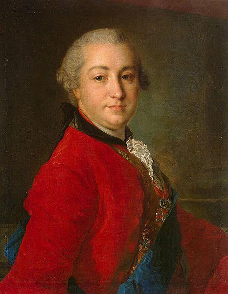 Портреты фаворитов российских императоров