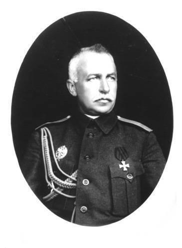 Личное дело генерала Снесарева