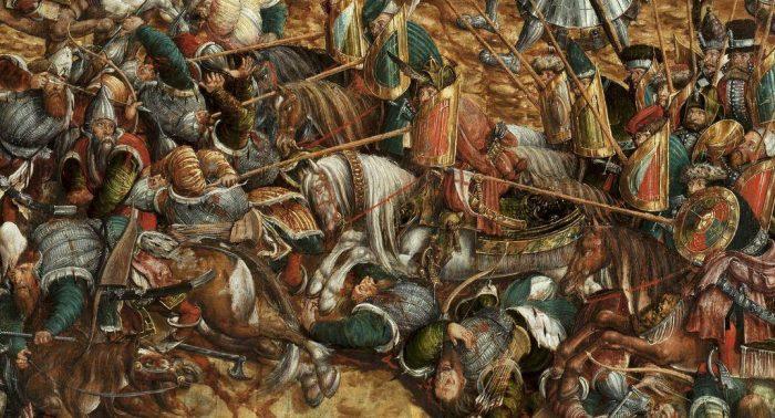 «Битва равная Ледовому побоищу и Куликовской битве»
