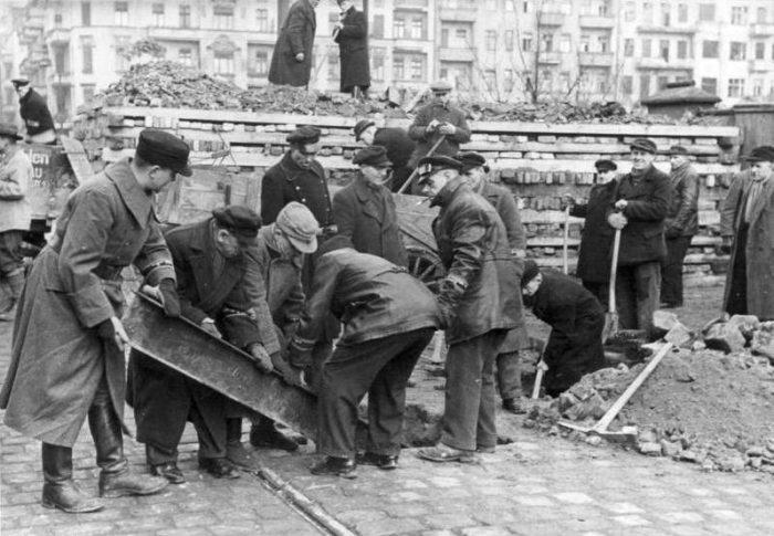 Штурм Берлина глазами последнего немецкого коменданта