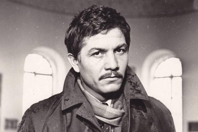 Актер Михай Волонтир