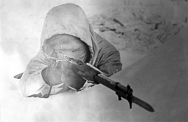 Семь лучших снайперов в военной истории