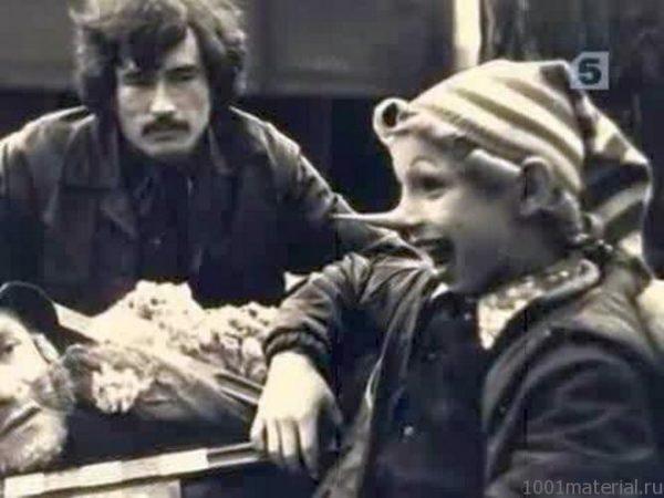 История создания фильма «Приключения Буратино»