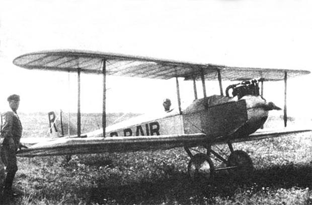 АИР-1: первенец-рекордсмен авиаконструктора Александра Яковлева