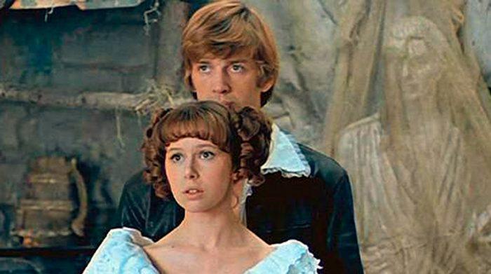 Самые красивые пары из советских кинофильмов