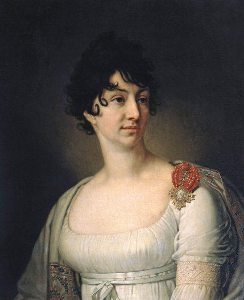 Генералы 1812 года и их милые жены