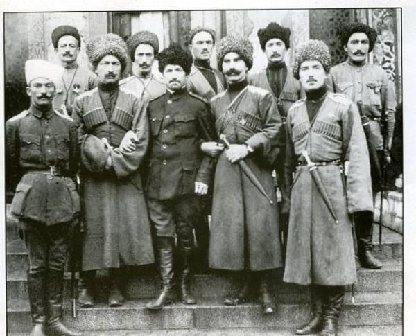 Об одном историческом мифе, или Как дивизия джигитов могла уберечь Россию от революции