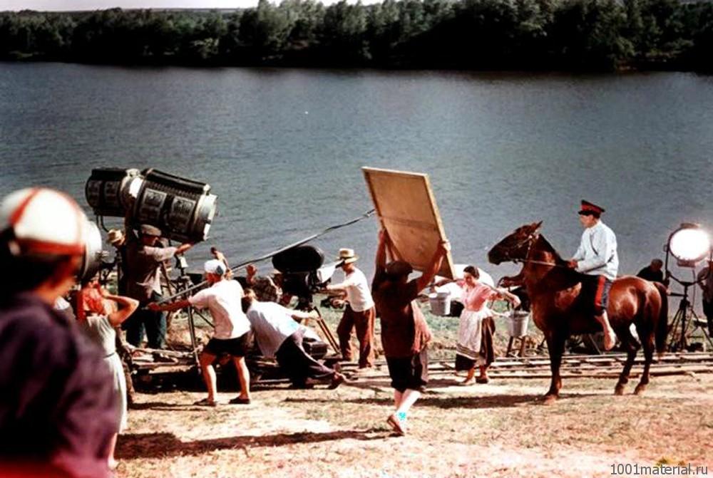 Как создавался фильм «Тихий Дон» Сергея Герасимова