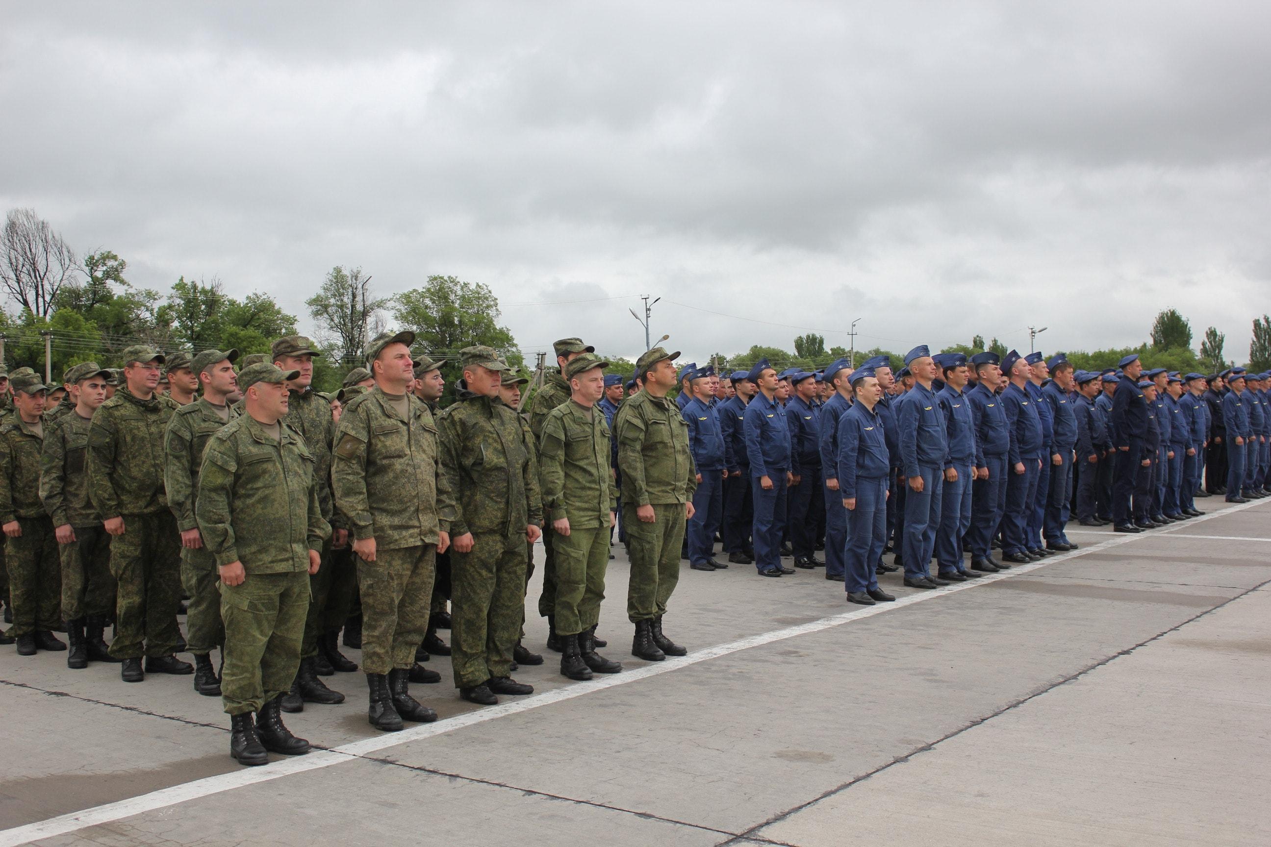 На авиационной базе ОДКБ «Кант состоялись комплексные занятия с личным составом в рамках подготовки к летнему периоду обучения