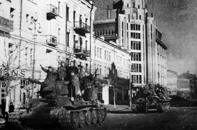 Танковый Суворов. Гений и смекалка Павла Рыбалко