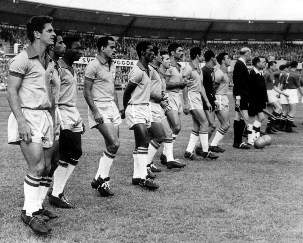 История Короля футбола: как Пеле стал звездой чемпионата мира