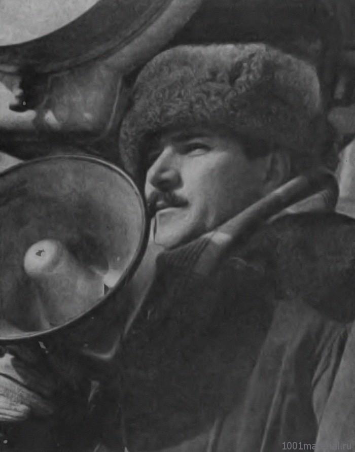 Фронтовик — Григорий Чухрай