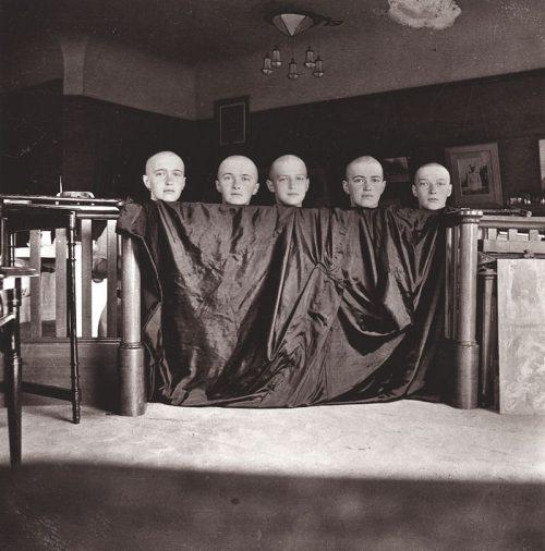 Венценосные сёстры