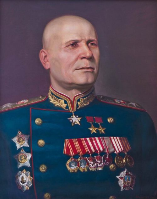 «Генерал вперед»