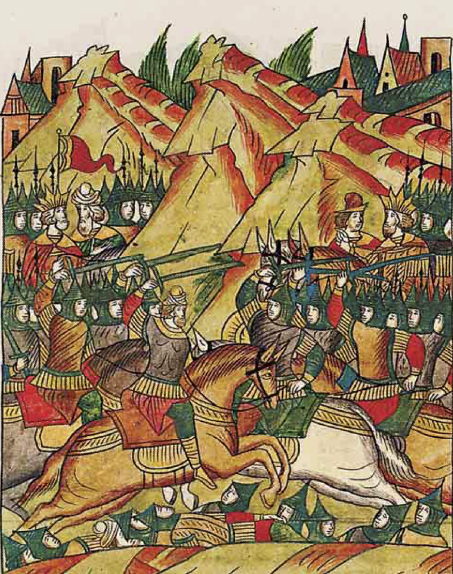 Сербская Голгофа. Битва на Косовом поле