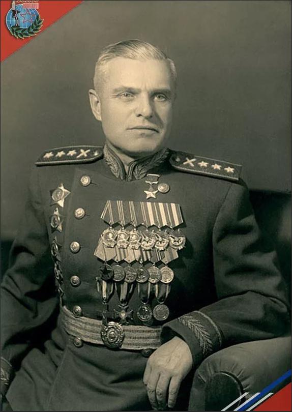 Советский наместник бога войны