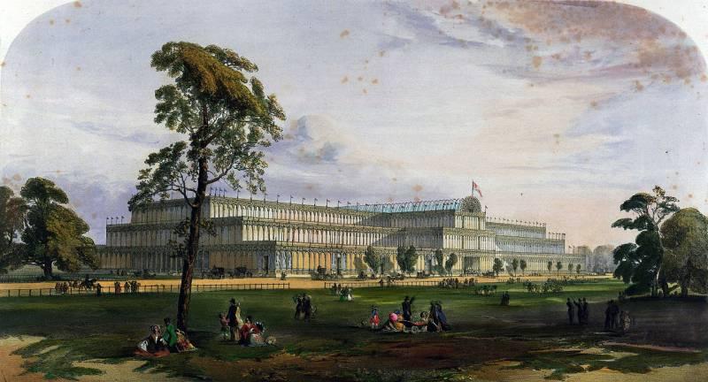 Хрустальный дворец. Британское чудо XIX века