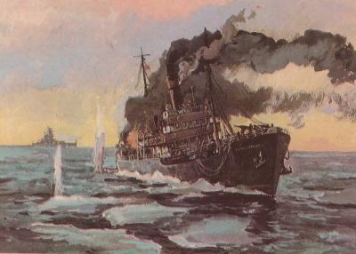 Бессмертный подвиг советского ледокола «Александр Сибиряков»