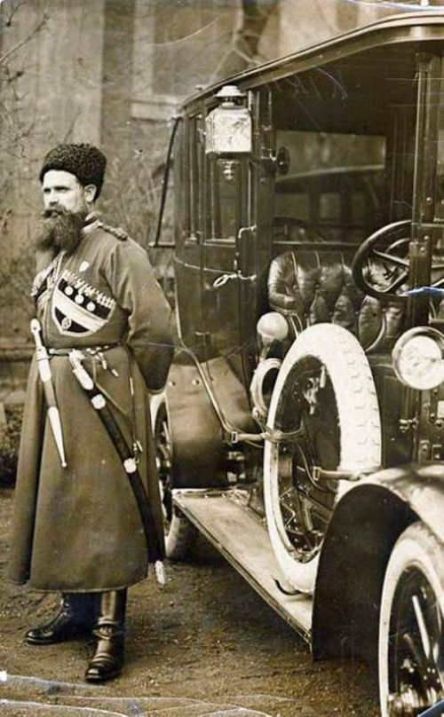 Тимофей Ящик. Личный телохранитель императрицы Марии Фёдоровны
