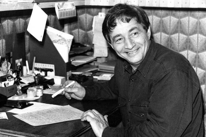 Замечательный писатель Эдуард Успенский